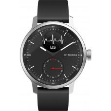 Умные часы Withings ScanWatch 42мм black