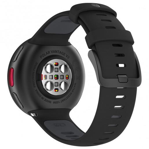 Часы Polar Vantage V2 Black с датчиком H10