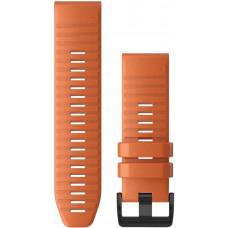 Garmin Ремешок сменный QuickFit 26 мм (уретан) оранжевый