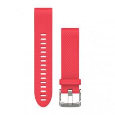 Garmin Ремешок сменный QuickFit 20 мм (уретан) розовый