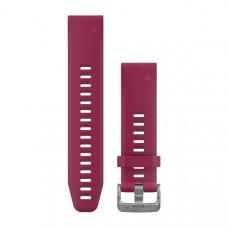 Garmin Ремешок сменный QuickFit 20 мм (уретан) вишневый