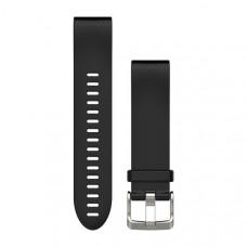 Garmin Ремешок сменный QuickFit 20 мм (уретан) черный