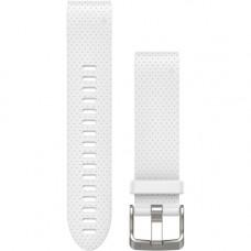 Garmin Ремешок сменный QuickFit 20 мм (уретан) белый с перфорацией