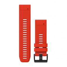 Garmin Ремешок сменный QuickFit 26 мм (уретан) красный