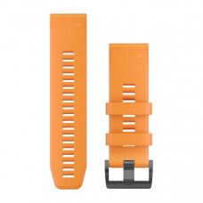 Garmin Ремешок сменный QuickFit 22 мм (уретан) оранжевый