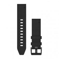 Garmin Ремешок сменный QuickFit 22 мм (кожаный) черный
