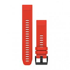 Garmin Ремешок сменный QuickFit 22 мм (уретан) красный