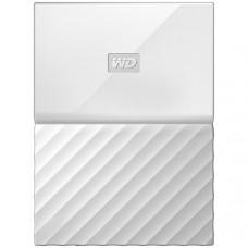 Внешний жесткий диск WD My Passport 4TB, White Белый