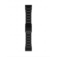Garmin Ремешок сменный QuickFit 26 мм (титановый) черный