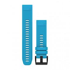 Garmin Ремешок сменный QuickFit 22 мм (уретан) синий