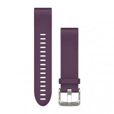 Garmin Ремешок сменный QuickFit 20 мм (уретан) фиолетовый