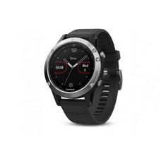 Часы Garmin Fenix 5 Silver/Black