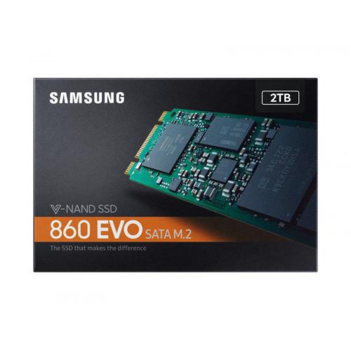 Твердотельный накопитель Samsung MZ-N6E2T0BW