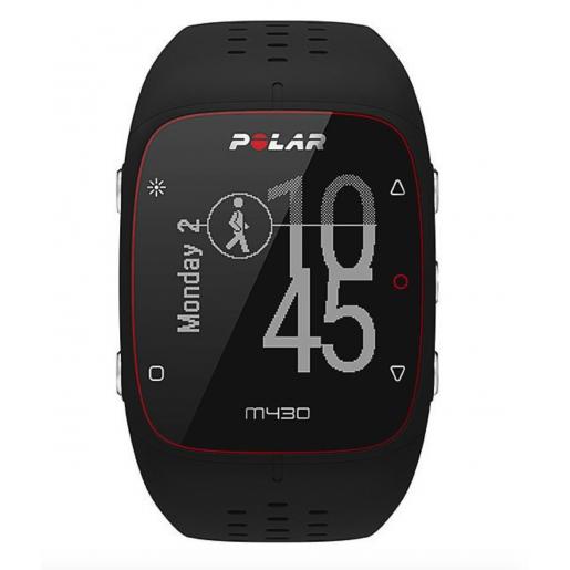 Часы Polar M430 черный