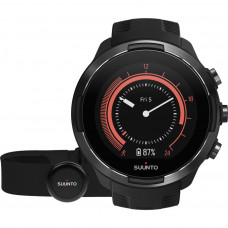 Часы SUUNTO 9 Baro Black + HR Belt