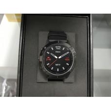 Часы Garmin Fenix 6X Sapphire черный DLC с черным ремешком
