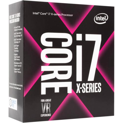 Intel Core i7-7740X Kaby Lake BOX