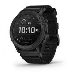 Часы Garmin Tactix Delta - Solar черный DLC с нейлоновым ремешком