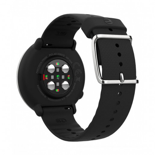 Часы Polar Ignite Silver/Black
