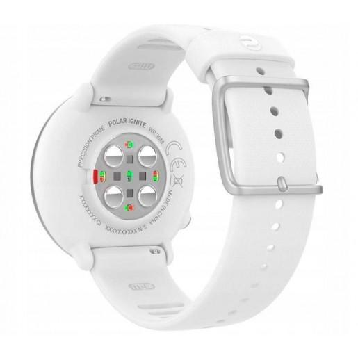 Часы Polar Ignite Silver/White