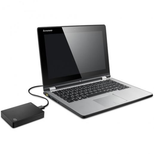 Seagate 4TB Backup Plus Portable Hard Drive Black