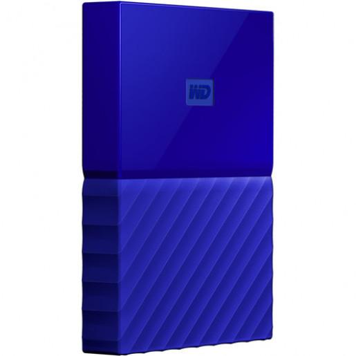 WD My Passport 2TB Blue