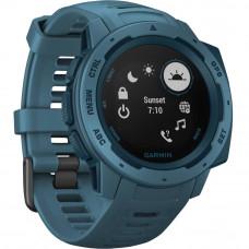 Часы Garmin Instinct Lakeside blue
