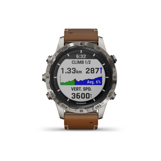 Часы Garmin MARQ Adventurer
