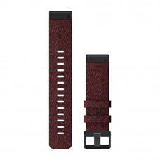 Garmin Ремешок сменный QuickFit 26 мм (нейлоновый) красно-черный