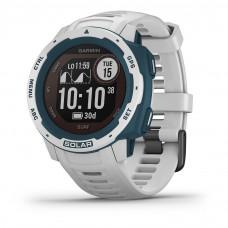 Часы Garmin Instinct Solar Surf white