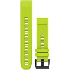 Garmin Ремешок сменный QuickFit 20 мм (уретан) салатовый